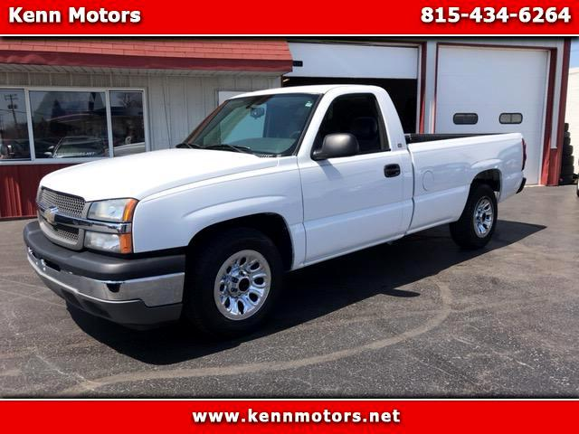 2005 Chevrolet Silverado 1500 Long Bed 2WD