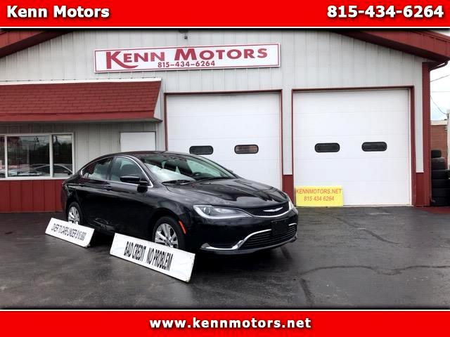2016 Chrysler 200 4dr Sdn Limited
