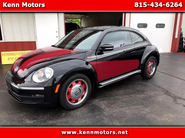2012 Volkswagen Beetle Coupe 2dr Auto 2.5L PZEV *Ltd Avail*