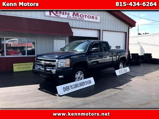 2007 Chevrolet Silverado 1500 Z71 Ext. Cab Long Bed 4WD