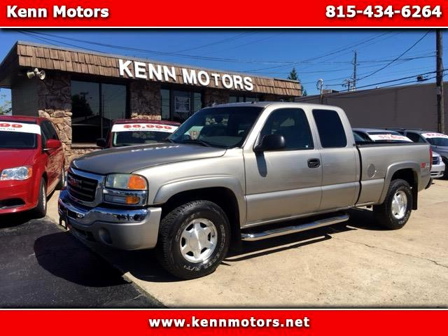 2003 GMC Sierra 1500 Ext. Cab Short Bed 4WD