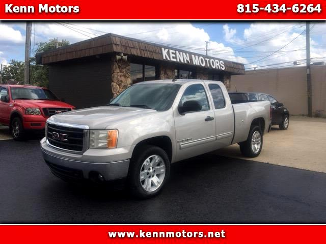 2008 GMC Sierra 1500 SLE1 Ext. Cab Std. Box 2WD