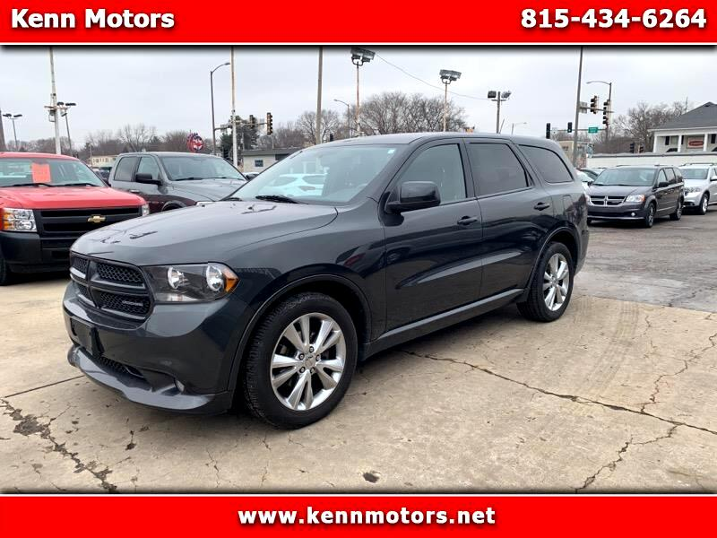 2011 Dodge Durango AWD 4dr Heat