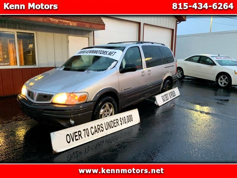 2002 Pontiac Montana 4dr Ext WB Plus Y3G Mobility Pkg
