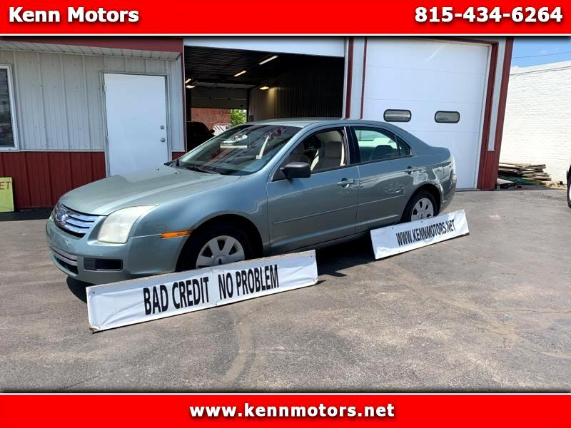2006 Ford Fusion 4dr Sdn I4 S