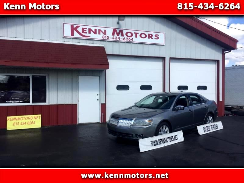2009 Lincoln MKZ 4dr Sdn FWD