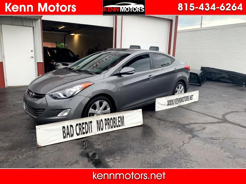Hyundai Elantra 4dr Sdn Auto Limited (Alabama Plant) 2013