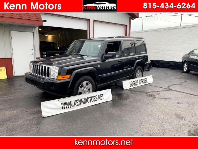 Jeep Commander 4WD 4dr Sport 2008