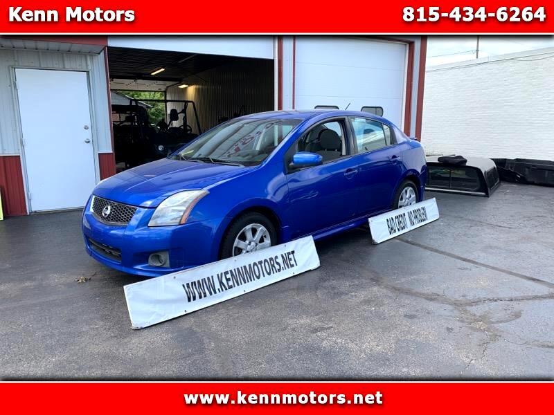 2011 Nissan Sentra 4dr Sdn I4 CVT 2.0 SR