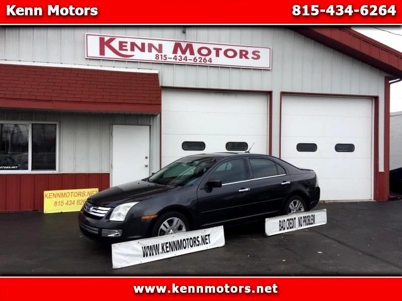 Ford Fusion 4dr Sdn V6 SEL FWD 2007