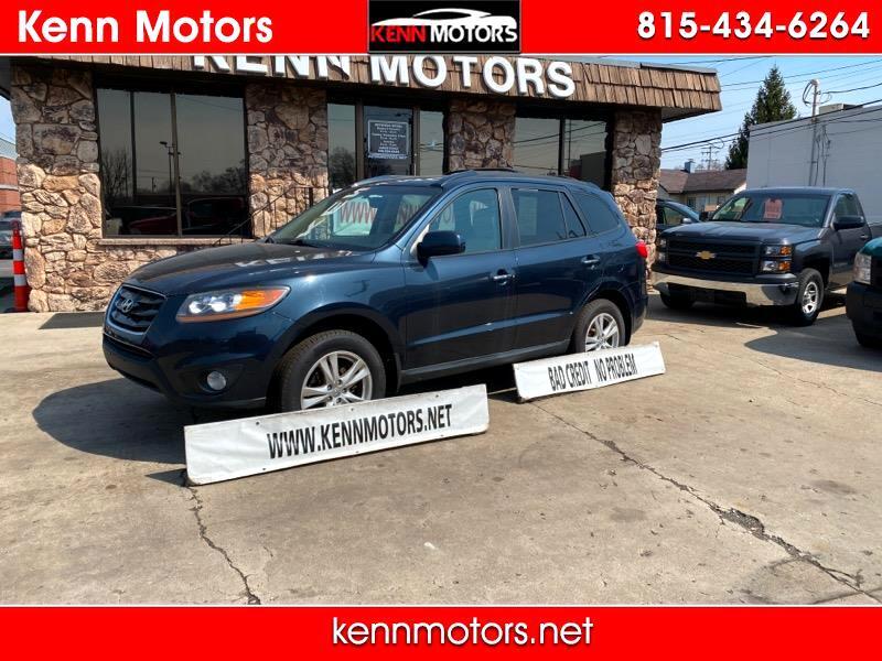 Hyundai Santa Fe FWD 4dr I4 Auto Limited 2011