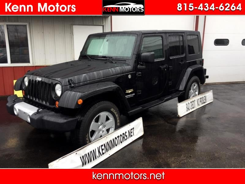 Jeep Wrangler Unlimited 4WD 4dr Sahara 2009