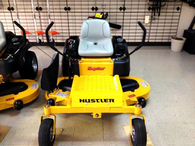 2017 Hustler 3700 Raptor Riding Lawn Mower
