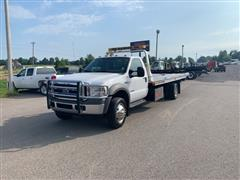 2005 Ford F-550