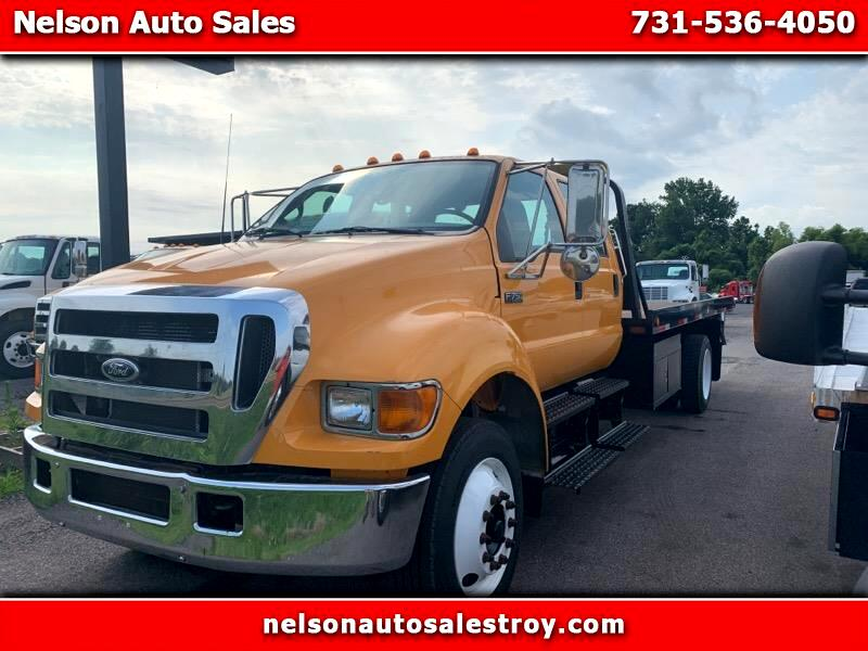 Ford F-750 SuperCab 2WD DRW 2005
