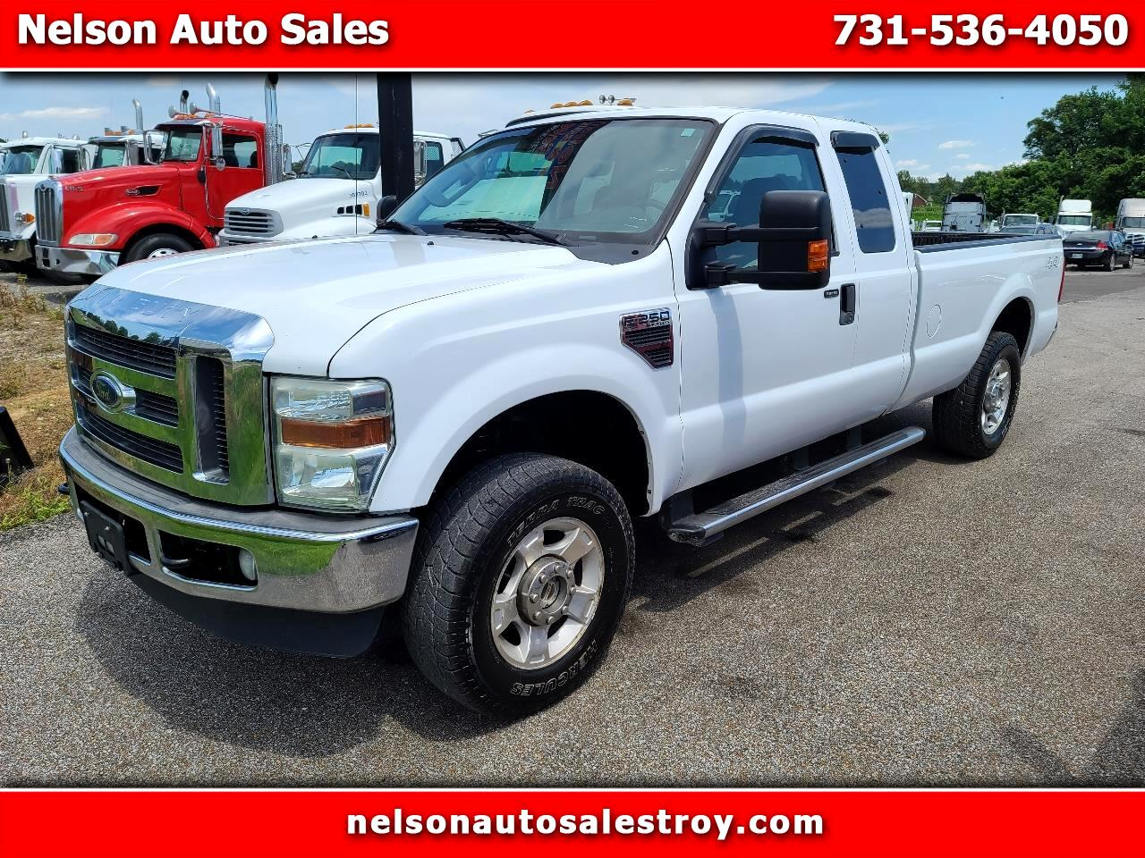 Ford F-250 SD XL SuperCab Long Bed 4WD 2010