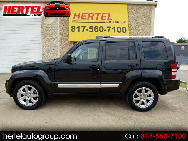 2012 Jeep Liberty Limited 2WD
