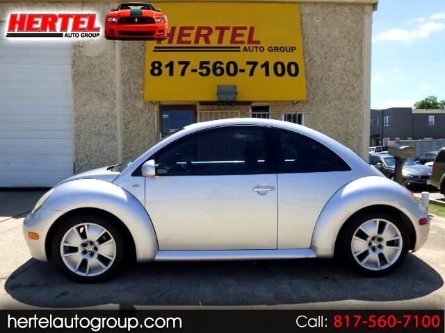2003 Volkswagen New Beetle Turbo S 1.8L