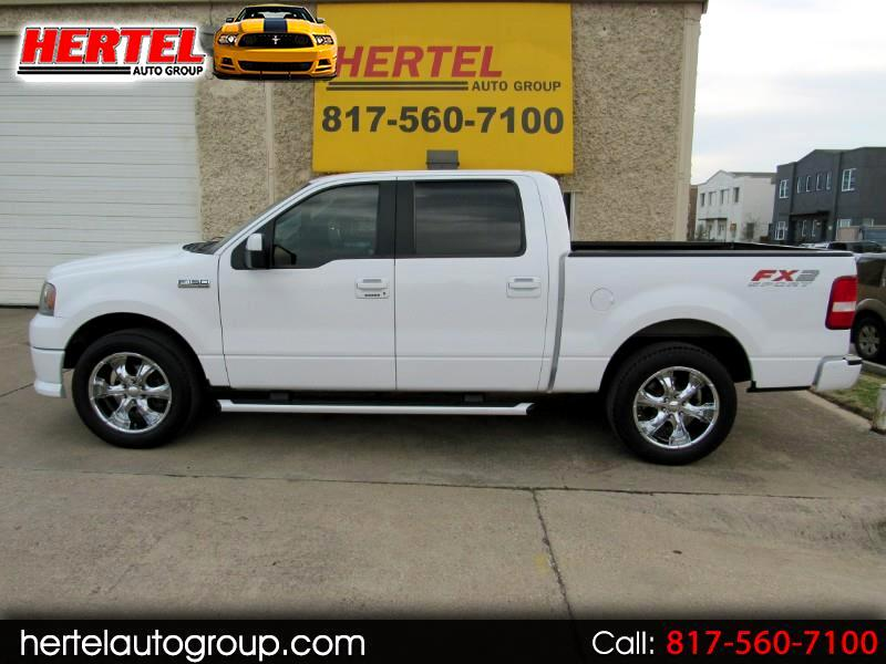 2007 Ford F-150 FX2