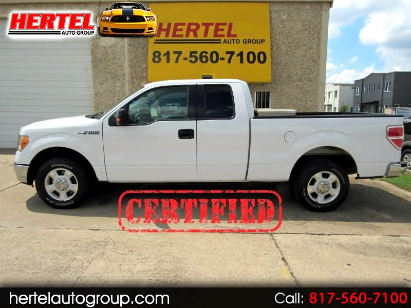 2011 Ford F-150 SuperCab 2WD
