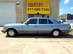 1989 Mercedes-Benz 300