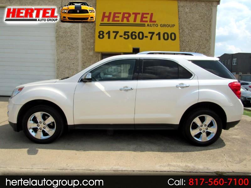2012 Chevrolet Equinox LTZ 2WD
