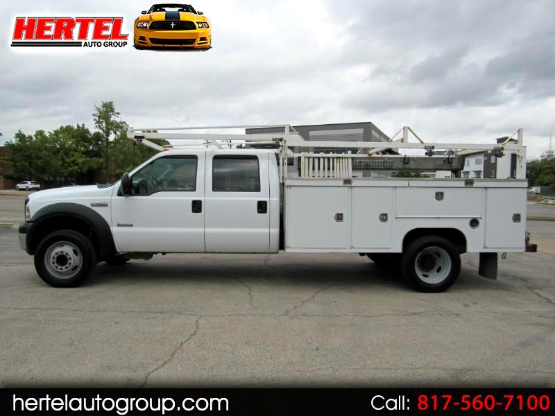 2007 Ford F-450 SD Crew Cab 2WD DRW