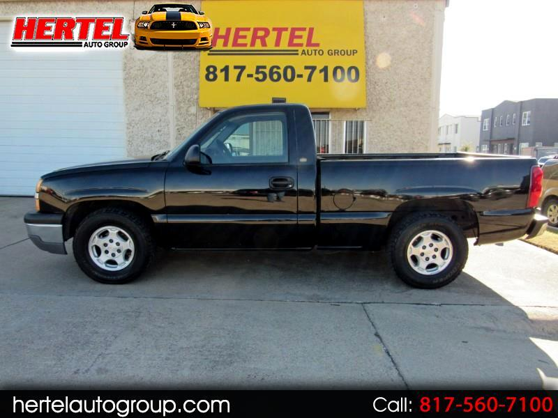 Chevrolet Silverado 1500 Reg. Cab Short Bed 2WD 2003