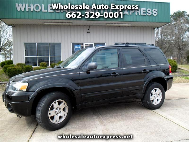 2006 Ford Escape Limited 2WD