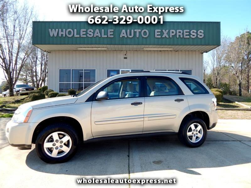 Chevrolet Equinox FWD 4dr LS 2009