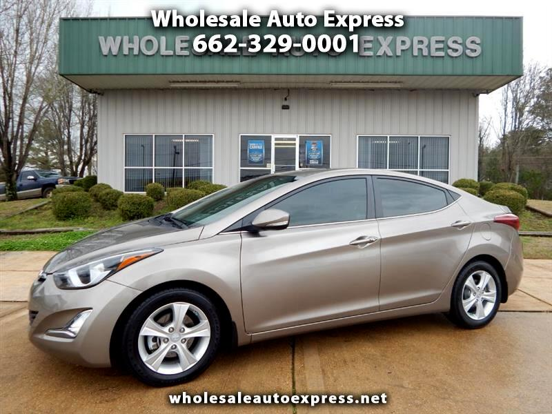 Hyundai Elantra 4dr Sdn Auto Value Edition (Alabama Plant) 2016