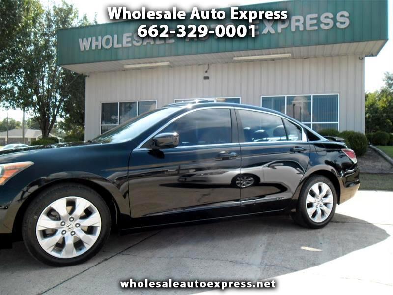 Honda Accord Sdn 4dr I4 Auto EX-L 2008