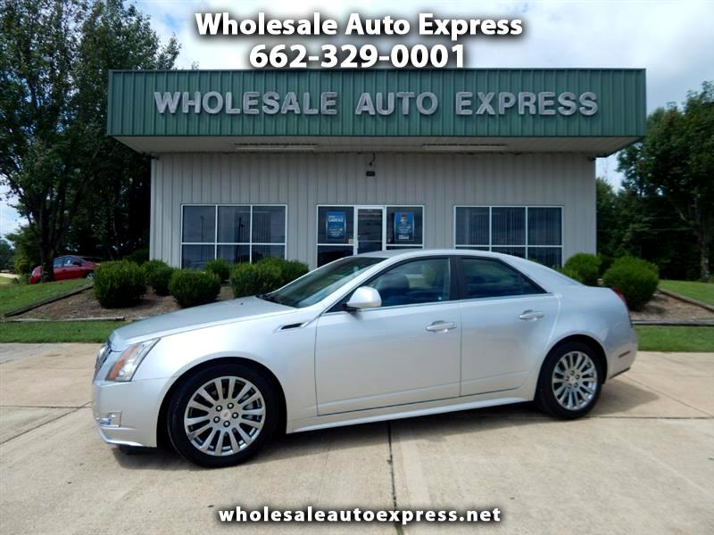 Cadillac CTS Sedan 4dr Sdn 3.6L Performance RWD 2012