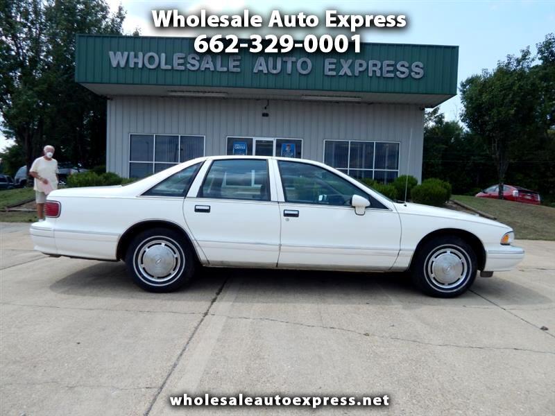 Chevrolet Caprice 4dr Sedan Classic 1993