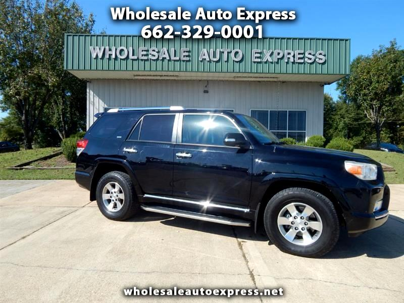 Toyota 4Runner RWD 4dr V6 Limited (Natl) 2012