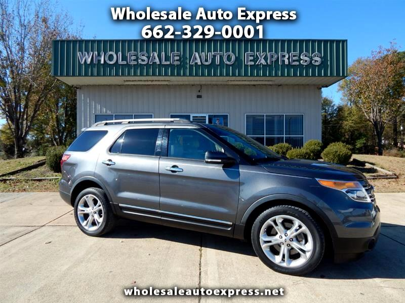 Ford Explorer FWD 4dr Limited 2015