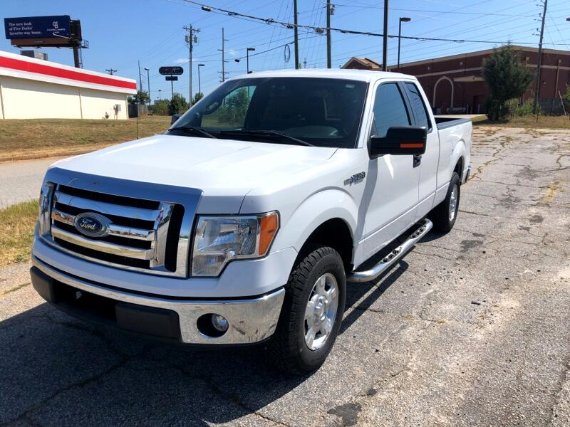 2012 Ford F-150 XLT 2WD SuperCab 6.5' Box