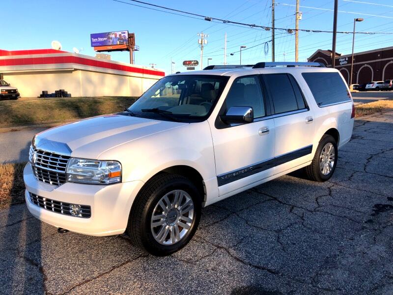 Lincoln Navigator L 2WD 2012