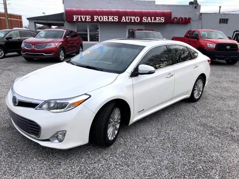 Toyota Avalon Hybrid XLE Premium 2015