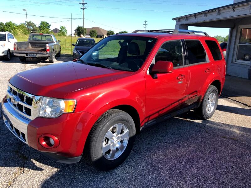 Ford Escape Limited 2WD 2012