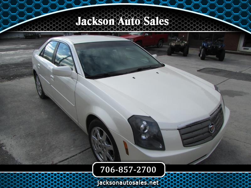 2003 Cadillac CTS 2.0L Turbo Luxury RWD