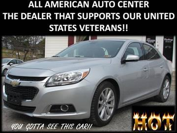 All American Motors >> Used Cars Elkins Wv Used Cars Trucks Wv All American Pre Owned