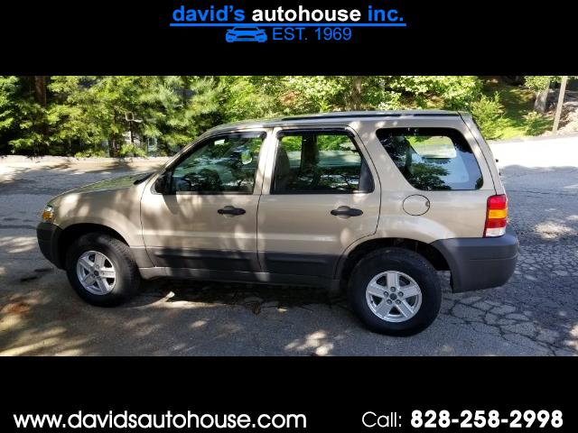 2007 Ford Escape XLS 4WD