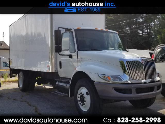2008 International 4300 Box Truck