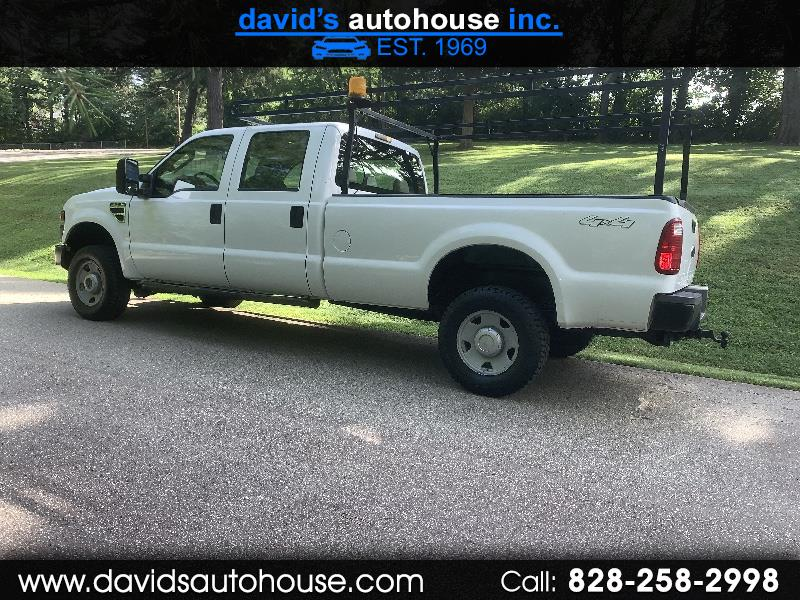 2008 Ford F-350 SD XLT 2WD DRW