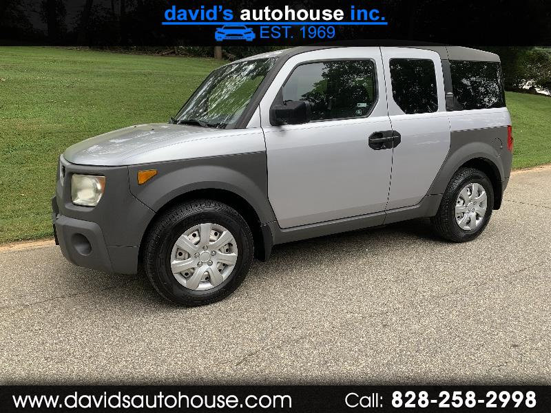 2004 Honda Element LX 4WD AT