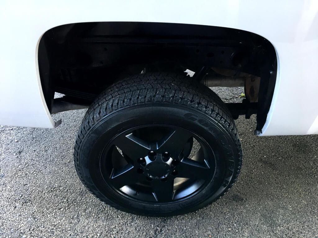2012 Chevrolet Silverado 2500HD Work Truck Crew Cab 4WD