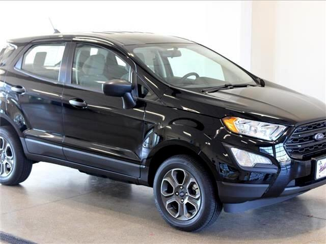 Ford EcoSport S AWD 2020