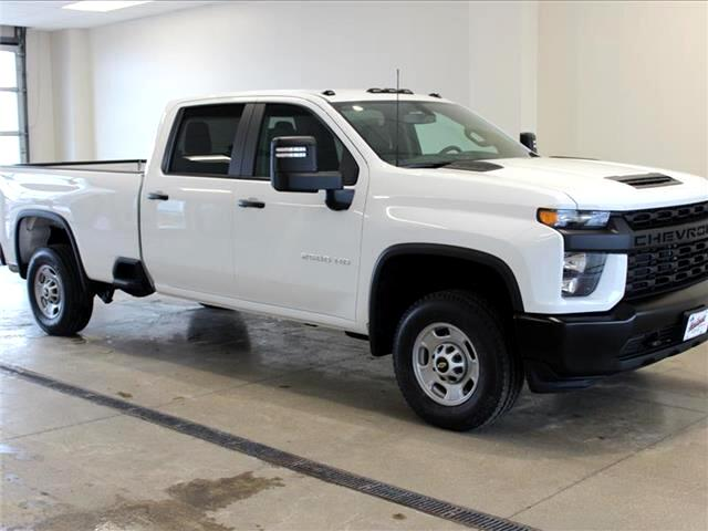 Chevrolet Silverado 2500HD Work Truck Crew Cab Short Box 4WD 2020