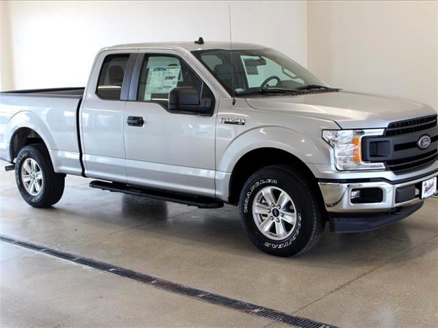 Ford F-150 XL SuperCab 6.5-ft. Bed 2WD 2020